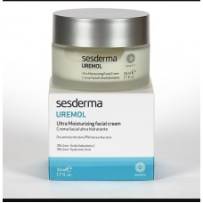 Uremol Ультра-увлажняющий крем для лица, 50 мл– СЕСДЕРМА (SESDERMA)