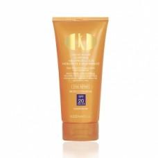 Keenwell Sun Moisturizing & Reaffirming Multiprotection Sun Body Milk (SPF 20) Увлажняющее подтягивающее молочко с мультизащитой (СЗФ 20), 150 мл