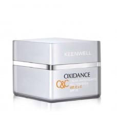 Keenwell Oxidance Crema Antioxidante Multidefensa Vit. C+C (SPF 15) Антиоксидантный мультизащитный крем с витаминами C+C (СЗФ 15), 50 мл