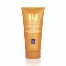 Keenwell Sun Moisturizing & Reaffirming Multiprotection Sun Body Milk (SPF 10) – Увлажняющее подтягивающее молочко с мультизащитой (СЗФ 10), 150 мл