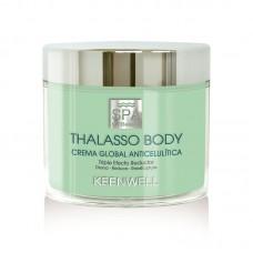 Keenwell Thalasso Body Crema Global Anticelulitica Антицеллюлитный крем с тройным эффектом, 270 мл