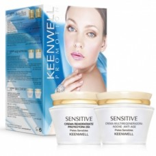 Keenwell Sensitive Дневной и ночной крем в наборе