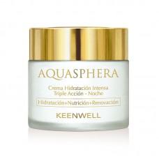 Keenwell Aquasphera Moisturizing Multi-Protective Cream-Day Дневной суперувлажняющий мультизащитный крем, 80 мл