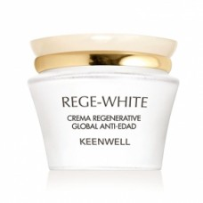 Keenwell Rege-White All – Over Anti-Ageing Regenerative Cream Global Восстанавливающий омолаживающий крем глобал, 50 мл