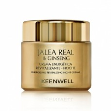 Keenwell Jalea Real And Ginseng Crema Energetica Revitalizante – Noche Ночной энергетический восстанавливающий крем, 80 мл