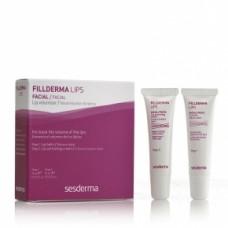 Sesderma Fillderma Lips Бальзам для губ мгновенного действия + Крем-активатор пролонгированного действия